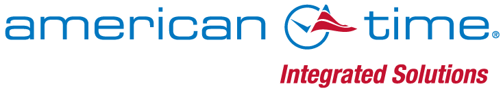 American Time clocks and timekeeping systems logo