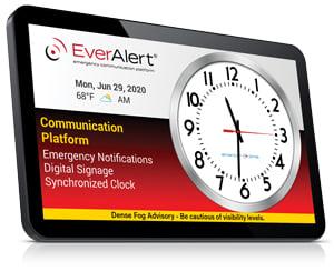 EverAlert-Display-red-message-panel