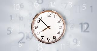 How Clocks Synchronize with Network Time