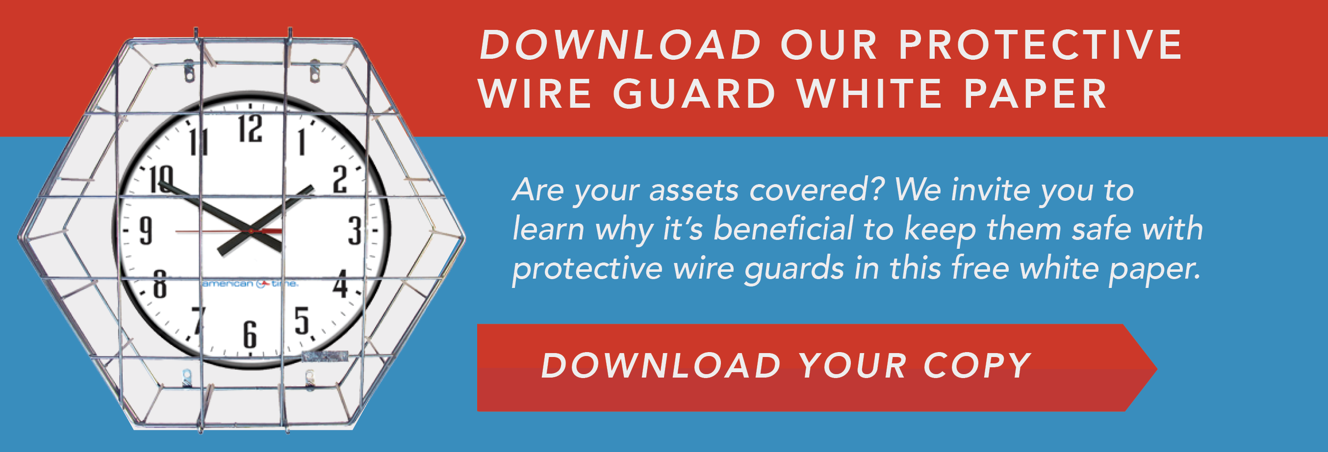 Wire Guards: Protect Your Clocks
